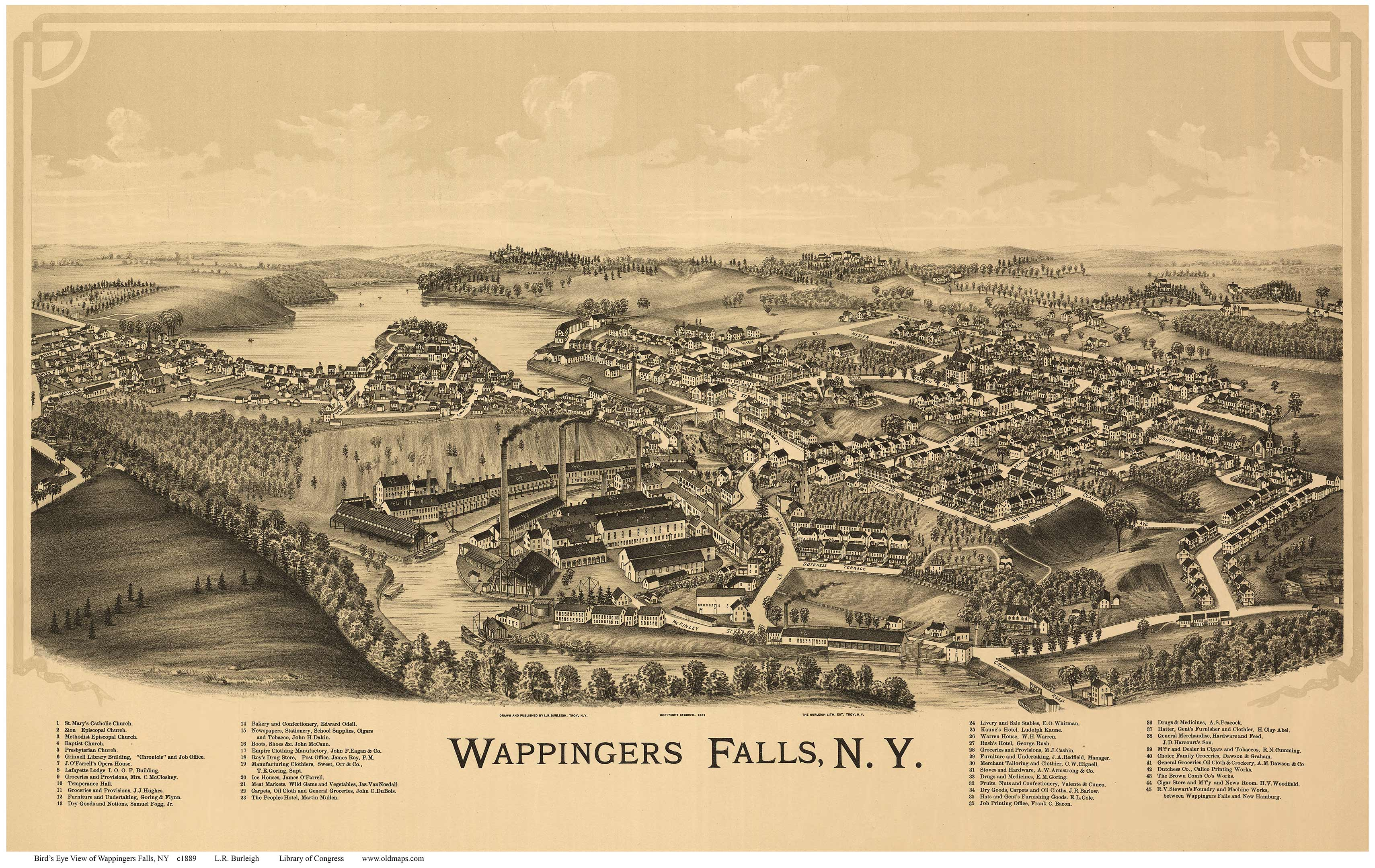 wappingers falls guys The village of wappingers falls is located along us route 9 directly between the cities of beacon and poughkeepsie, just 2 miles from metro norths new hamburg station (90 minutes from grand central terminal-hudson river line.