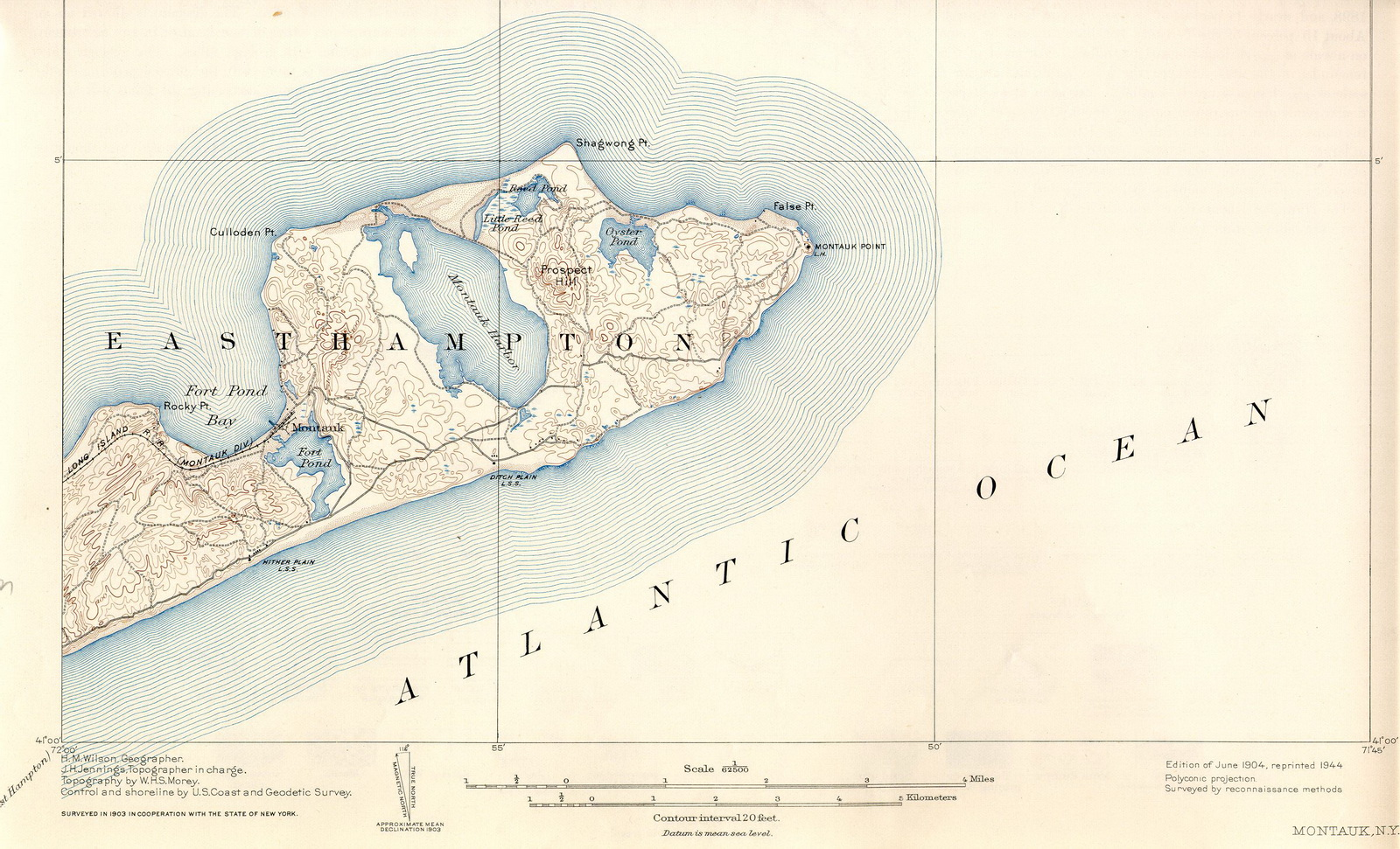 Topographic Map Long Island.Old Usgs Topographical Maps Of Long Island New York