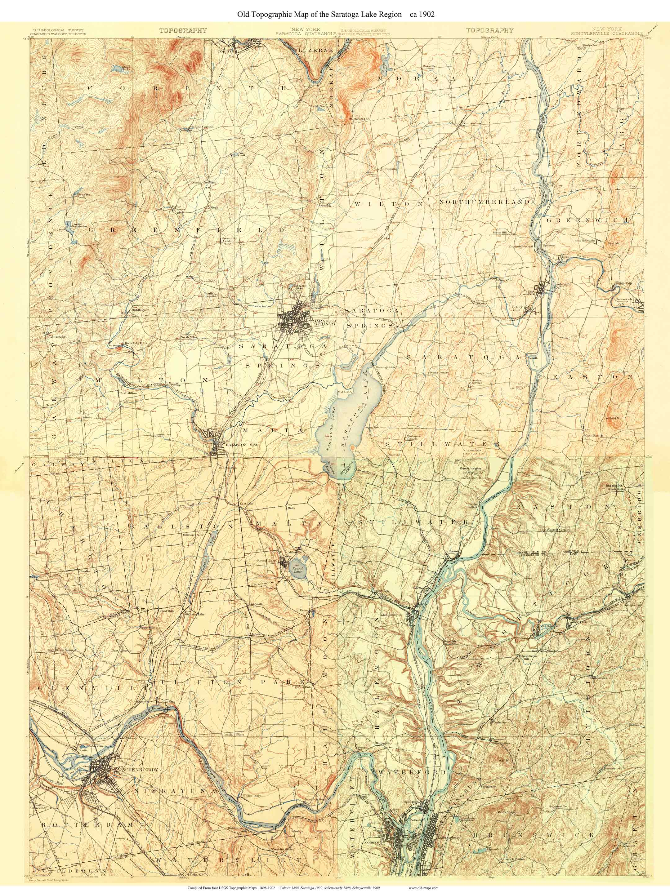 new york county map with Ny Cosaratogacoarea Usgsmaps on Junk A Car In Lake Grove further Croton river additionally Burbank together with C  Tuckahoe additionally Burger King Peekskill Ny.