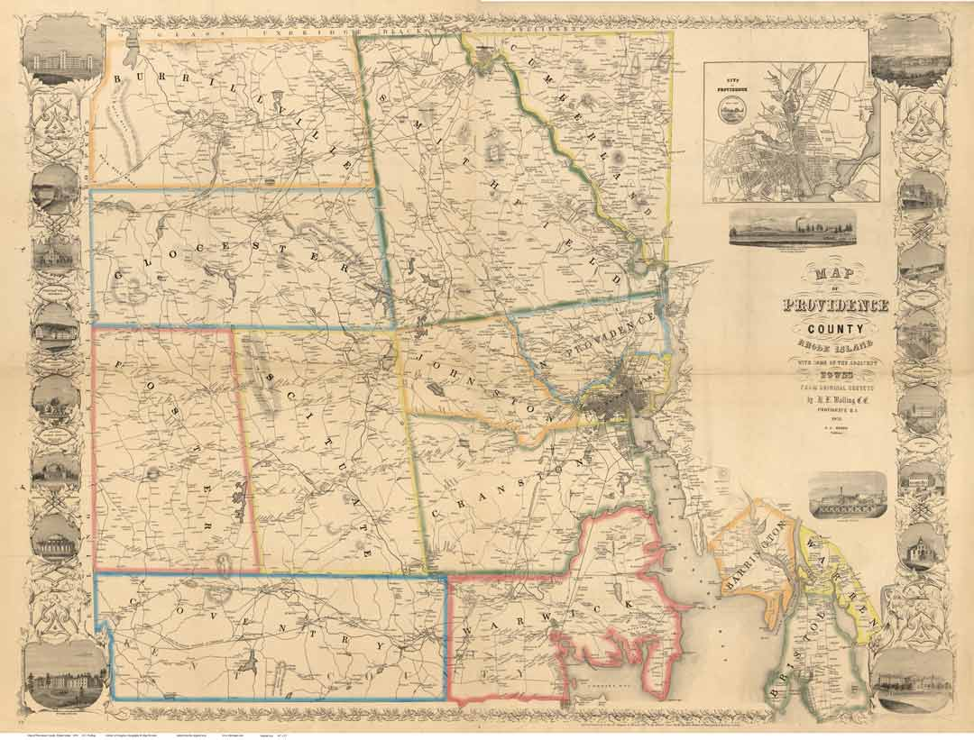 Providence County RI