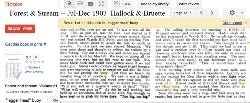 Forest&StreamMagazine_1903_NiggerHead