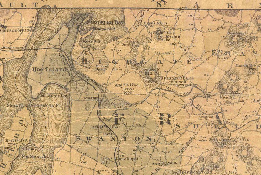 SwantonFalls_1860_Franklin&GrandIsleCo_1860_Walling