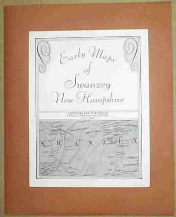 Early Maps of Swanzey NH, 1734-1892