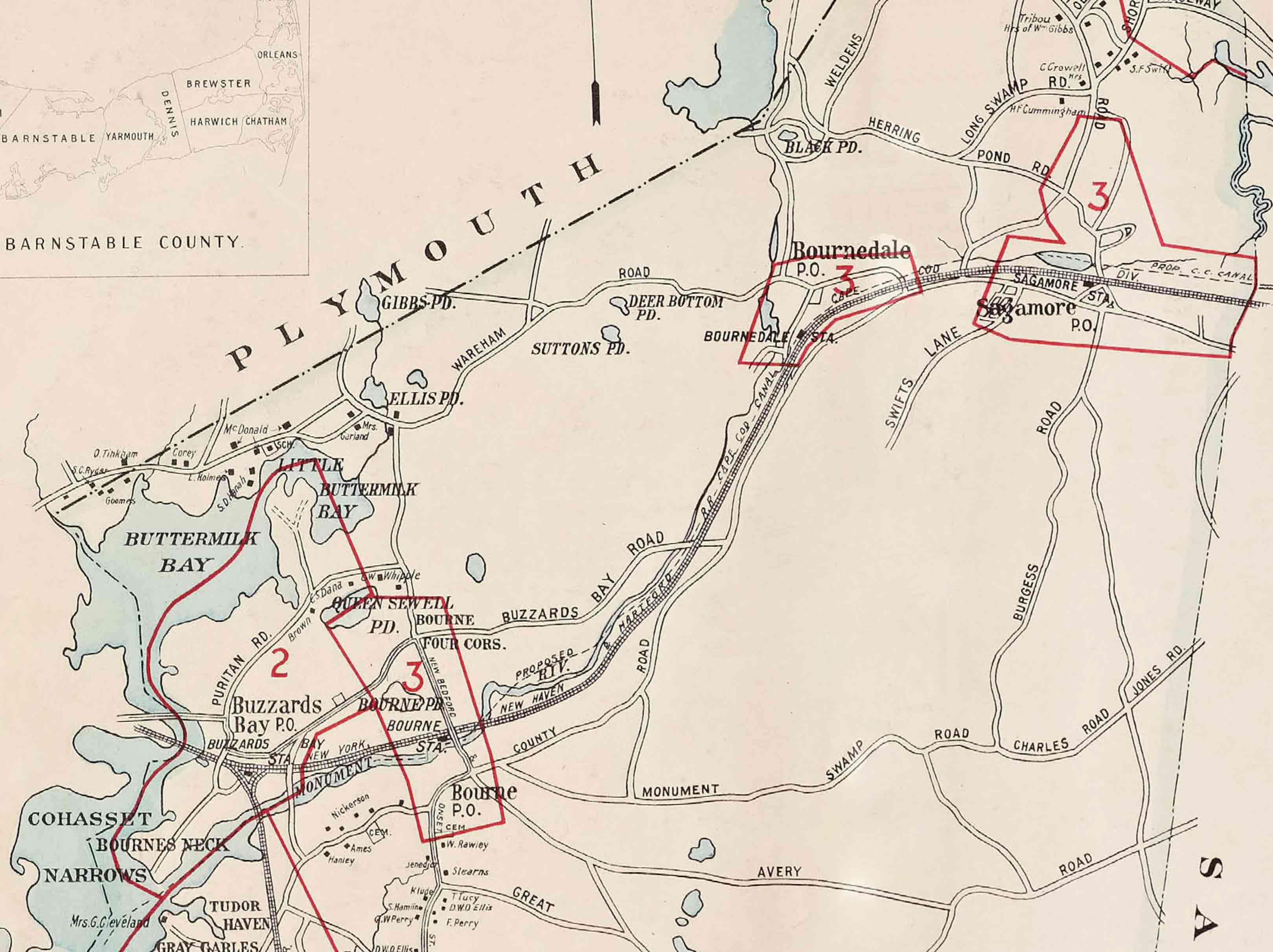 Image Result For Cape Cod Cmap