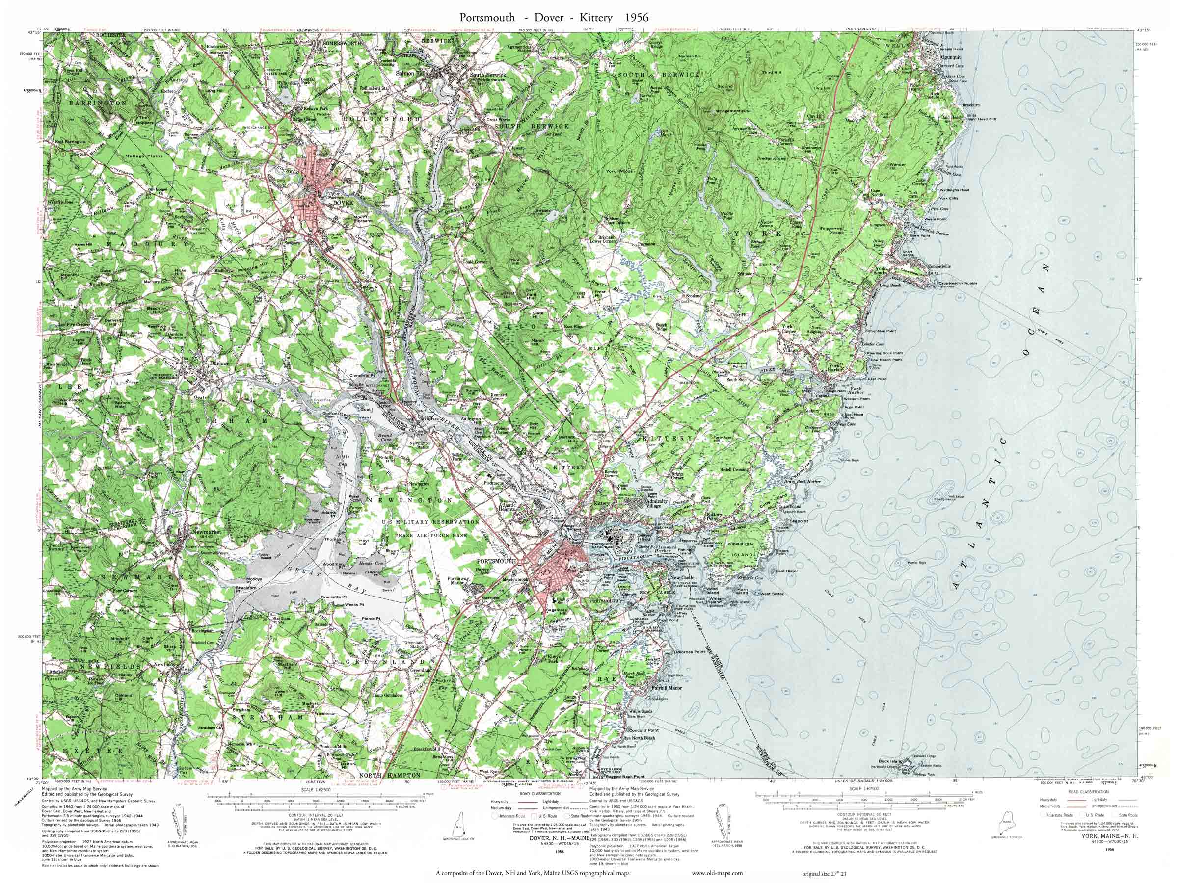 Maine S USGS Topo Maps - Topographical map of maine