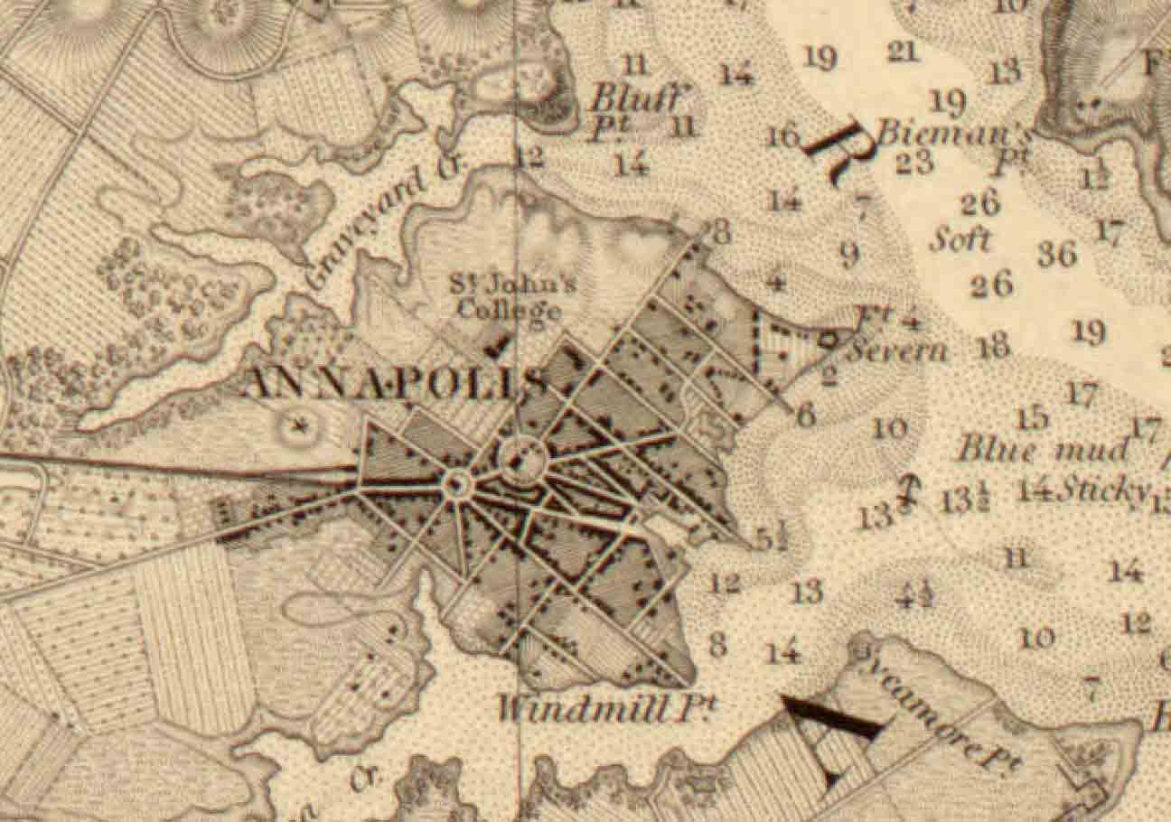 Annapolis Map Related Keywords Amp Suggestions  Annapolis