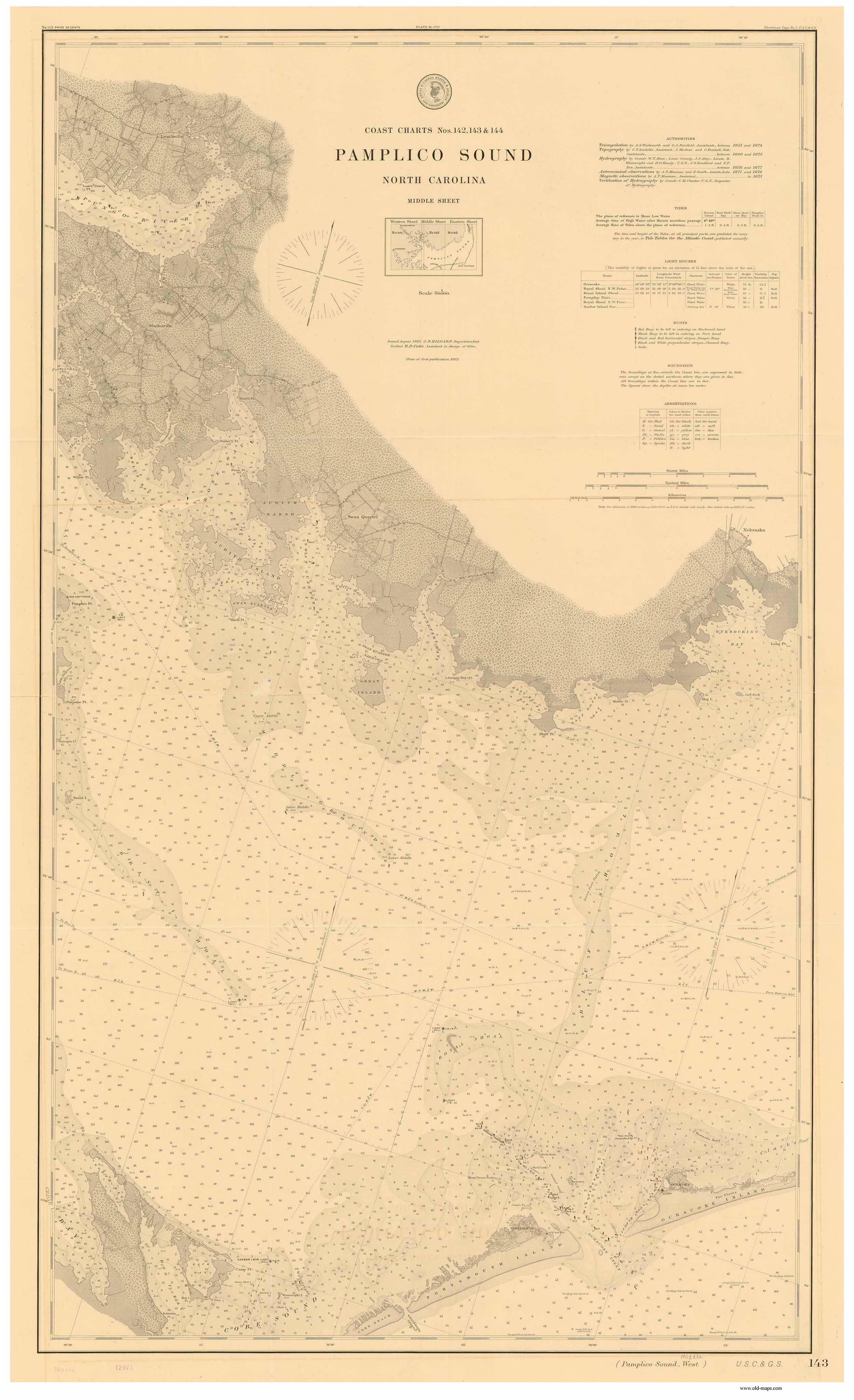 Old Nautical Charts Of Cape Cod Bay - Nautical maps atlantic us