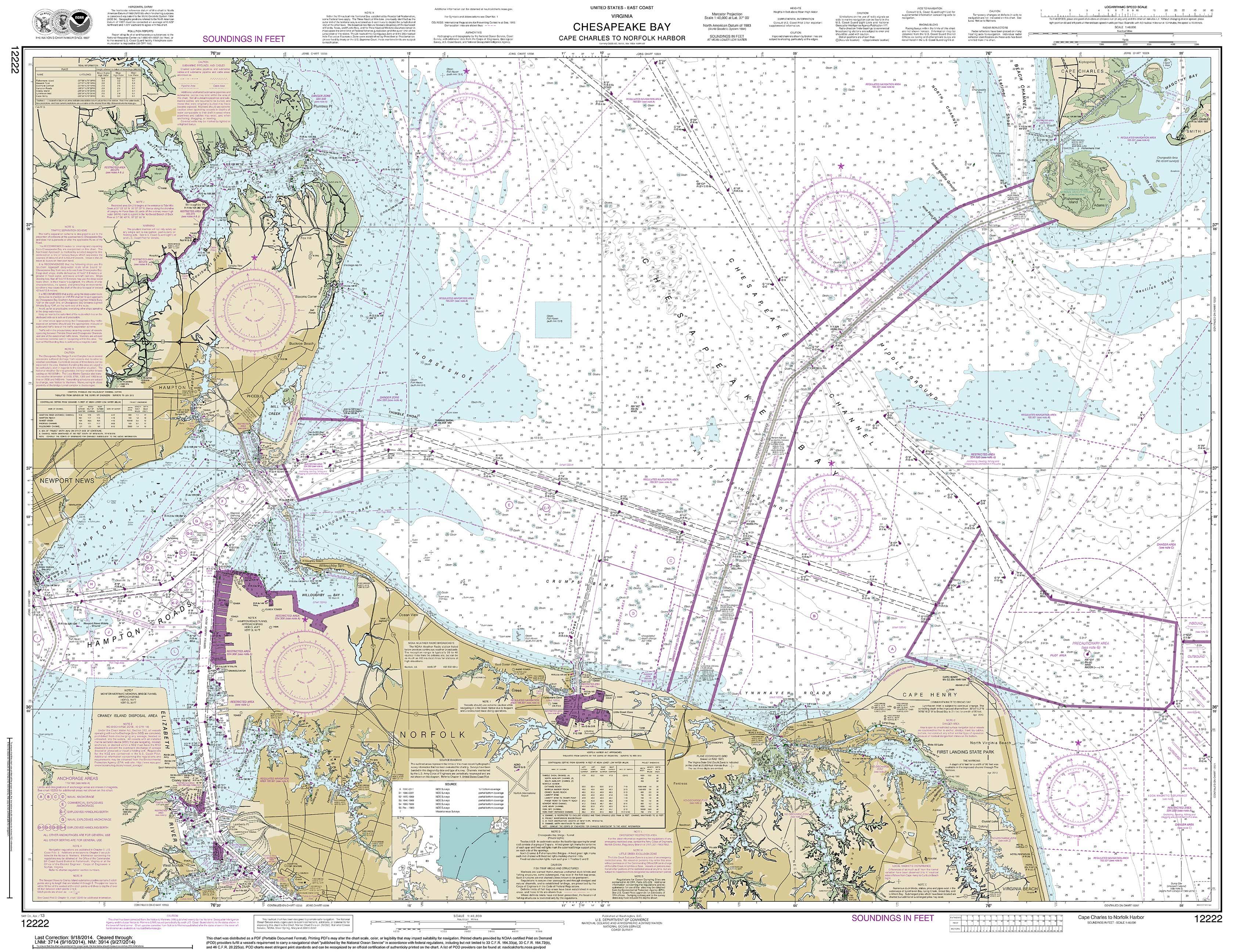 nautical charts norfolk va - Mersn.proforum.co