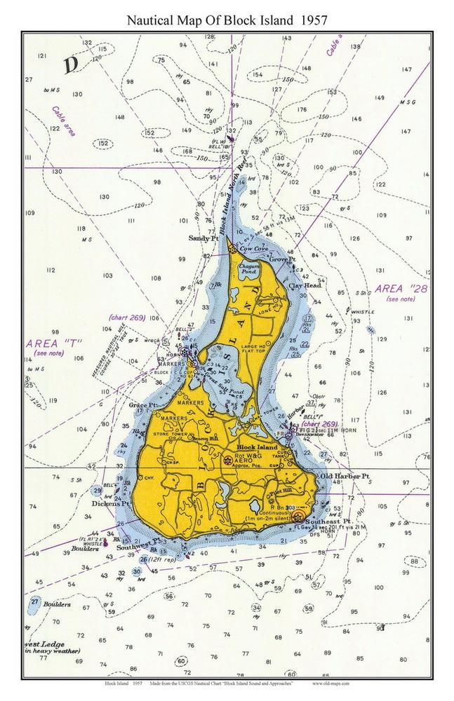 Rhode Island Boundaries
