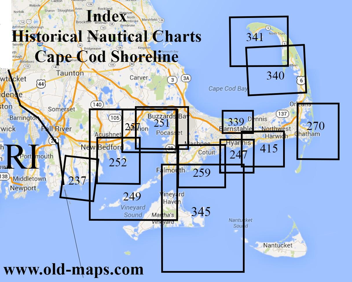 100 Rhode Island To Cape Cod
