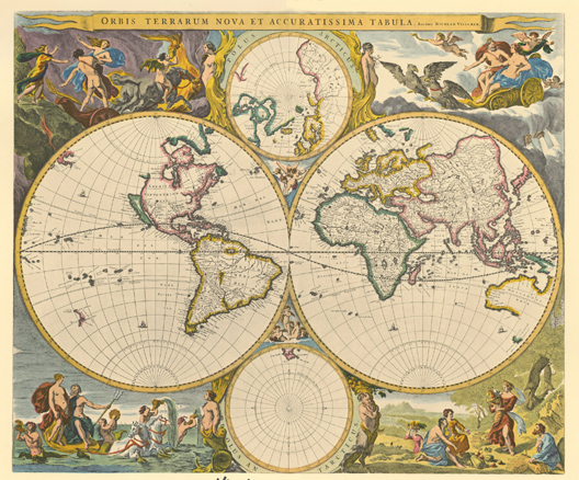 1680 world map click on the map to see low resolution copy gumiabroncs Gallery