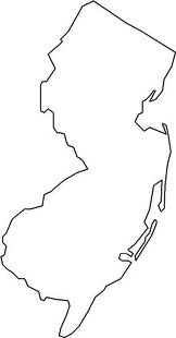 New Jersey County Maps - Nj map