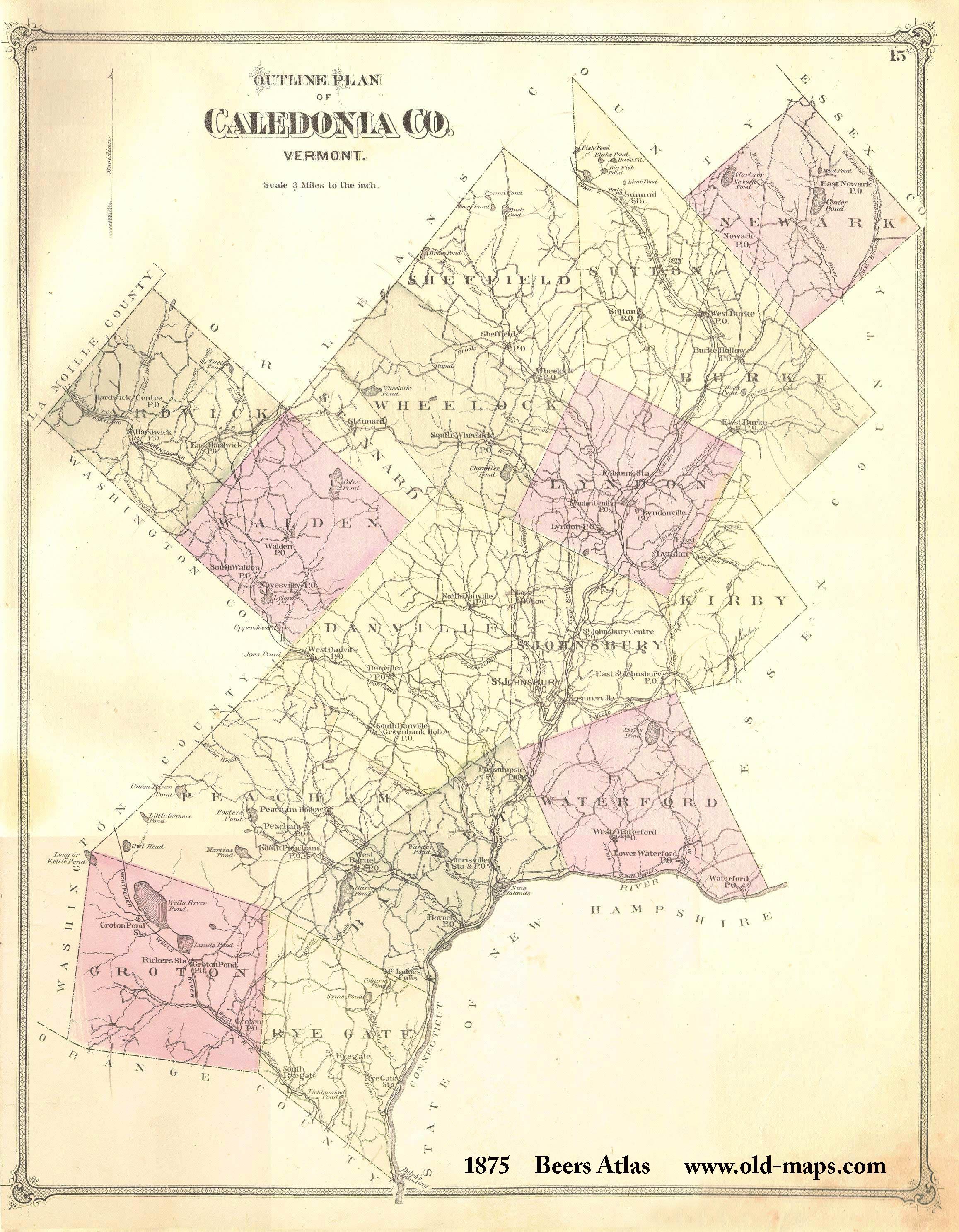NEKG_  Genealogy of Vermont