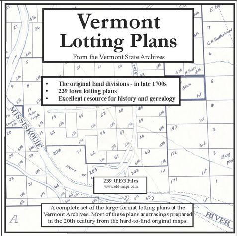 Vermont lotting plans cdrom for Vermont farmhouse plans