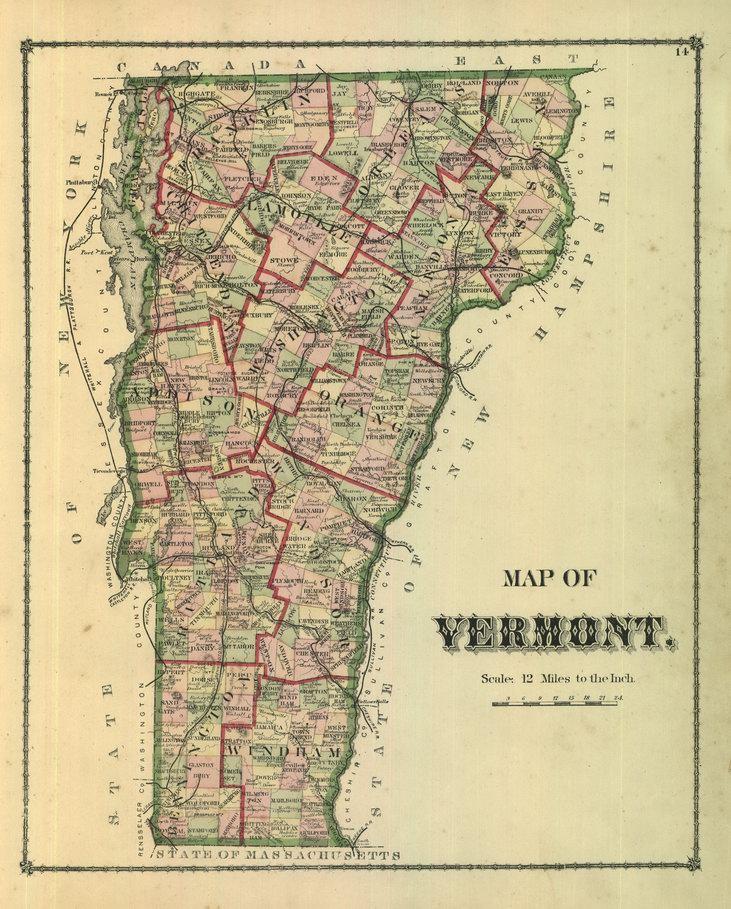 Railroad Maps